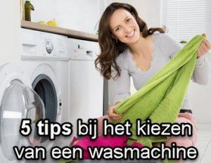 Beste koop wasmachine