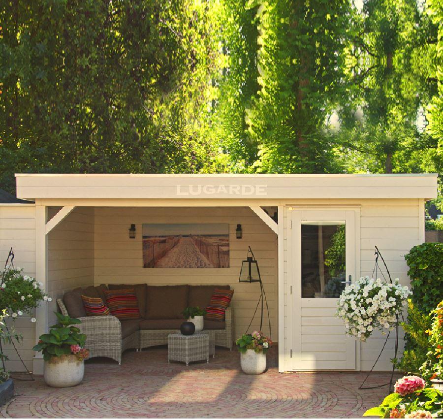 Lugarde tuinhuizen