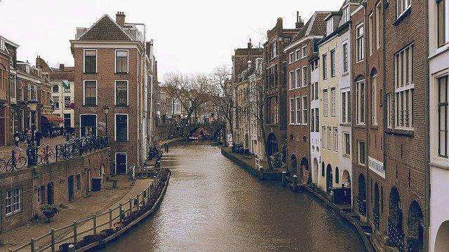 Grachtenpand Utrecht